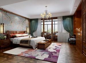 普通卧室装修设计风格效果图