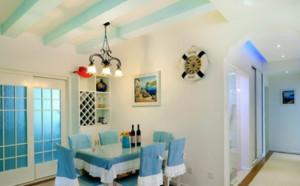 地中海风格家庭装修效果图