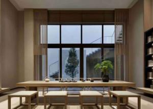 中式茶楼装修图片