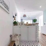 空间其他现代鞋柜三居室装修