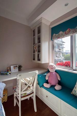 儿童房飘窗装修效果图欣赏