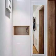 空间其他简约鞋柜三居室装修