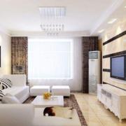 空间其他现代窗帘90平米装修