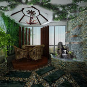 室内入户花园装修设计