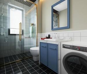 卫生间浴室柜装修图片