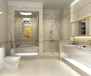 别墅卫生间设计图片大全