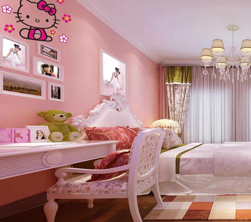 大户型多彩儿童房装修效果图