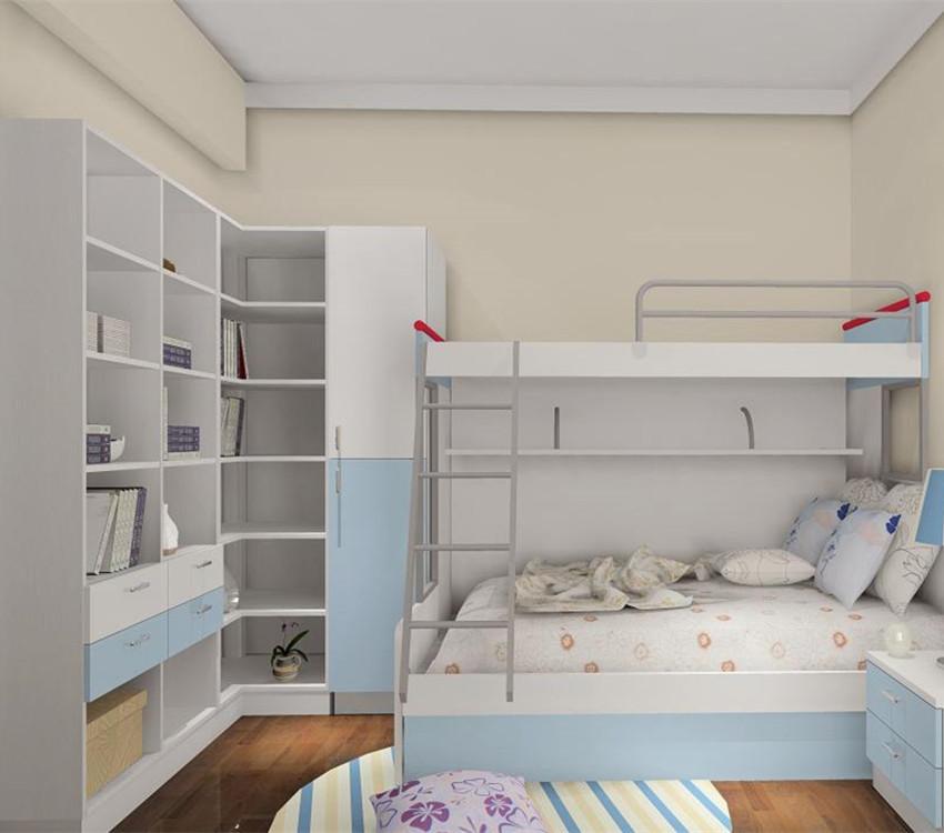 简约风格儿童房装修效果图