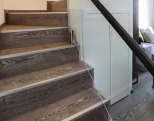 个性现代楼梯装修设计图欣赏