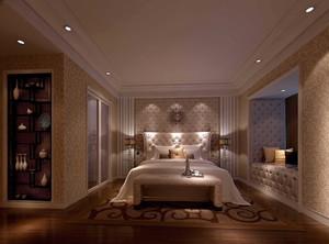 家庭卧室装修设计效果图