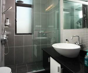 现代卫生间淋浴房装修图片大全