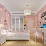 儿童卧室设计效果图