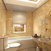 小户型卫生间瓷砖装修赏析