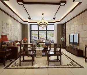 私人别墅会客厅装修效果图
