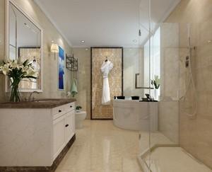 别墅卫生间装修设计图片大全
