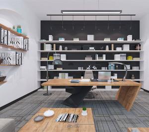 现代简约写字楼办公室装修效果图赏析