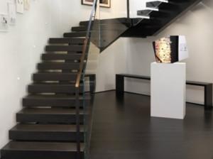 美式风格家装楼梯装修效果图