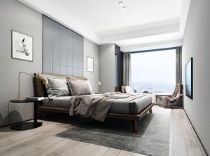 2019现代卧室装修设计效果图