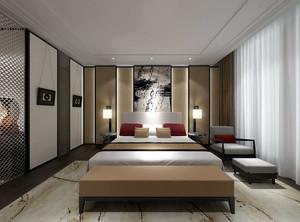 2019臥室整體裝修設計效果圖