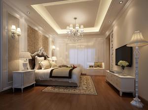2019卧室整体装修设计效果图