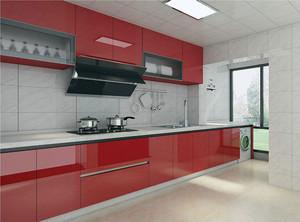 厨房整体设计效果图大全