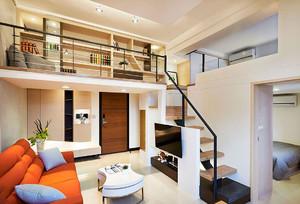 小复式客厅装修效果图
