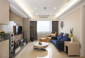 现代简约大气客厅装修效果图