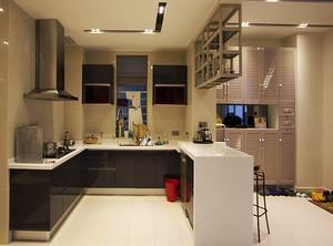 最新厨房装修样板图