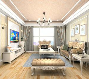 家具客厅照片墙装修效果图