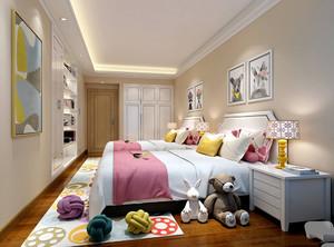 卧室儿童房装修效果图