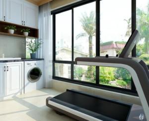 90平米现代简约风格阳台装修效果图赏析