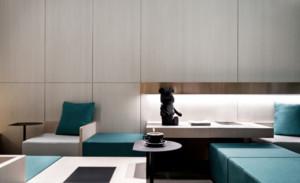130平米混搭风格餐厅装修设计