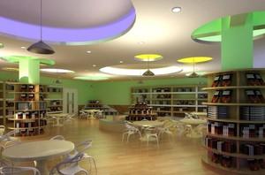 现代风格幼儿园室内设计