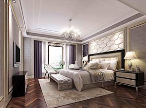 120平方房子卧室装修效果图