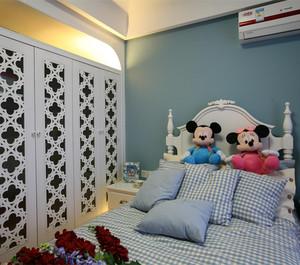 小清新风格儿童房装修效果图