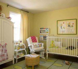 10平米多彩儿童房装修效果图