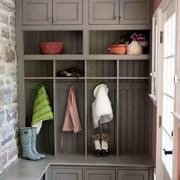 北欧风格鞋柜设计效果图