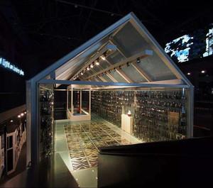 玻璃房历史博物馆装修效果图
