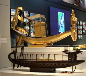 古船博物馆装修效果图赏析