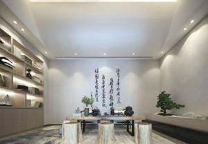 150平米茶楼装修设计图