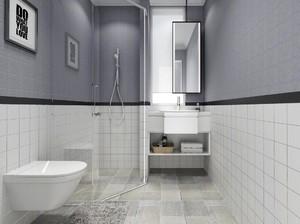 别墅卫生间装修图片案例