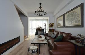 现代简约风格客厅吊顶装修设计效果图赏析