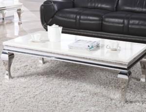 现代简约风格客厅茶几装修布置效果图
