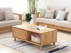 北欧风格客厅茶几装修效果图