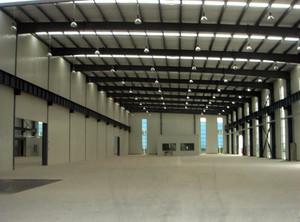 1000平方米厂房装修效果图