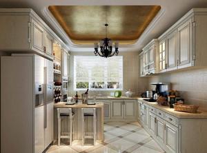 最新厨房装修效果图