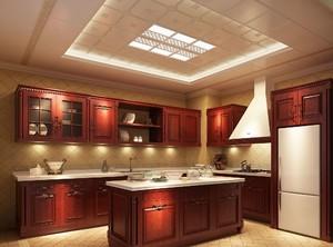 8平米厨房装修设计效果图