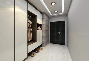 现代门厅吊顶效果图