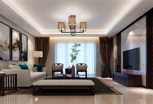 最新客厅装修实景图