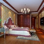 房间卧室装修设计图
